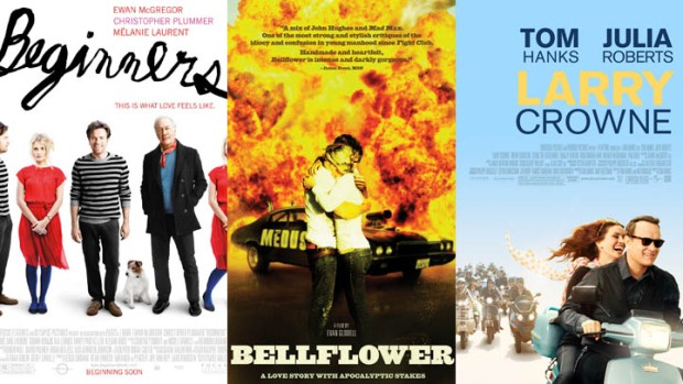 "New on Home Video: ""Beginners,"" ""Bellflower,"" ""Larry Crowne"" & More"