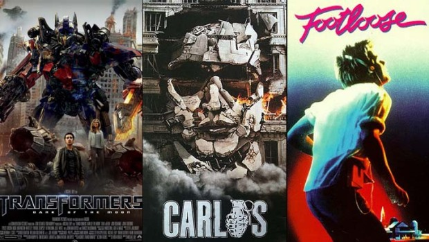 "Now on Home Video: ""Transformers 3"" & ""Carlos"" Cut ""Footloose"""