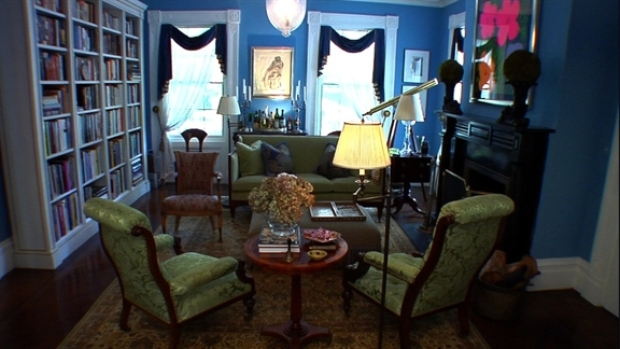[OPEN HOUSE VID] Designer Living: Jamie Drake