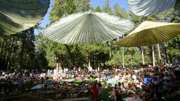 Idyllwild's Jazz in the Pines