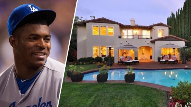 [NATL-LA] Dodgers Star Yasiel Puig Makes $2.65M Play for Encino Home