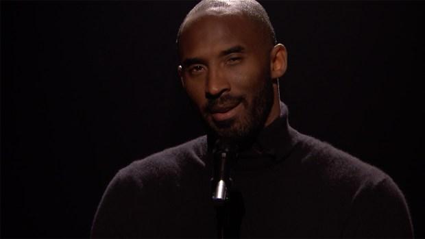 'Tonight': Kobe Bryant Performs Slam Poem About Steve Urkel