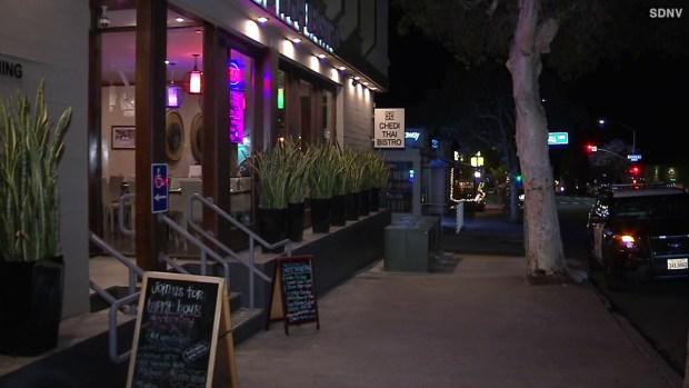 [DGO] SDPD Searches for Suspects in La Jolla Restaurant Robbery