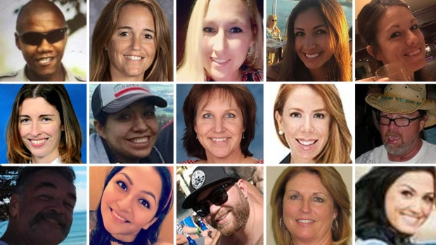 [Gallery] Southern California Victims of Las Vegas Massacre