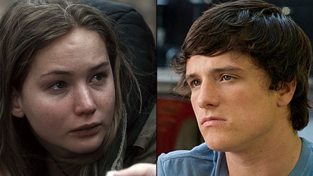 "Jennifer Lawrence Frontrunner for ""Hunger Games,"" Josh Hutcherson Wants In"