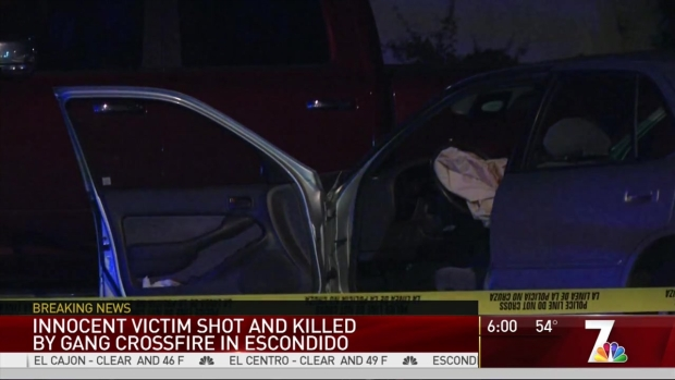 [DGO] Driver Dies, Caught in Gang Shooting Crossfire