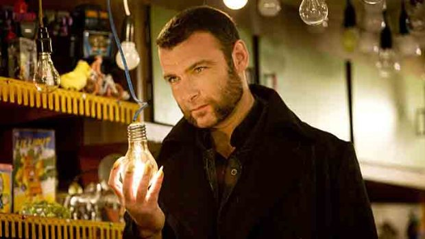 "Liev Schreiber Taking on ""The Bleeder"""