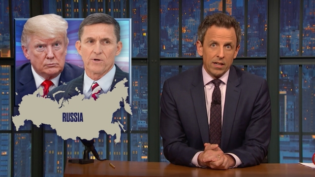 [NATL] 'Late Night': A Closer Look at Flynn's Cooperation With Mueller