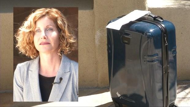 San Diego Woman Says RideShare Drive Held Luggage