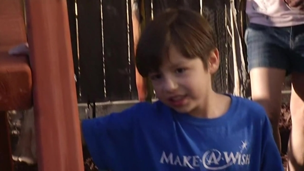 [DGO] Young Heart Transplant Patient Gets Wish: Raw Video
