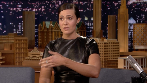 'Tonight': Mandy Moore's Tears Melt Her 'This Is Us' Prosthetics Off