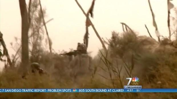 [DGO] Camp Pendleton Marines, Sailors Deploy to Afghanistan