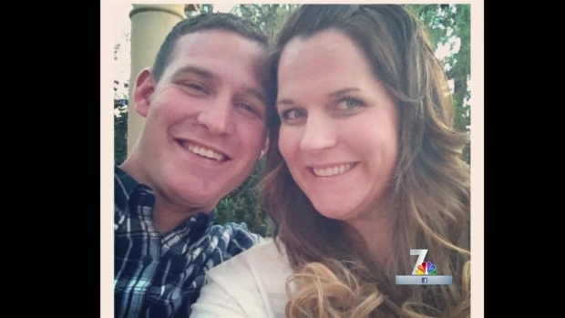 EXCLUSIVE: Embattled Ex-Cop's Wife Stands By Husband
