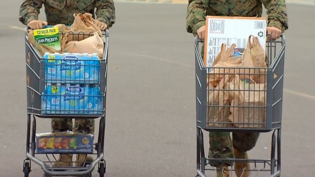 [DGO] DOD Mulls Closing Commissaries