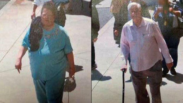 Images: Couple Last Seen Near Valley View Casino