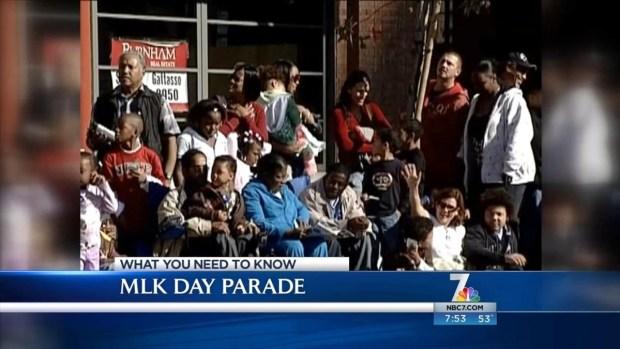 [DGO] MLK Day Parade to be Held Sunday
