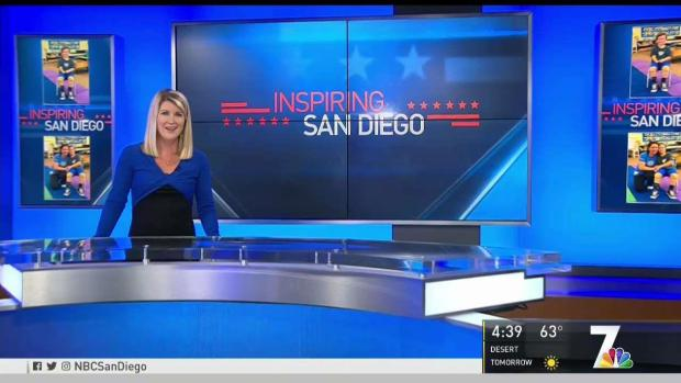 Inspiring San Diego: David Fangerow