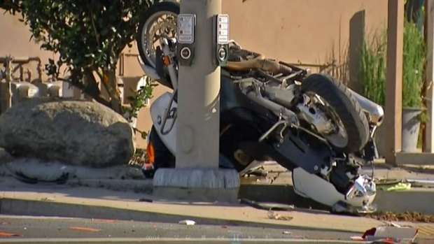 """Retired Motorcycle Cop in Hit-and-Run """"Lucky"""" to Be Alive"""