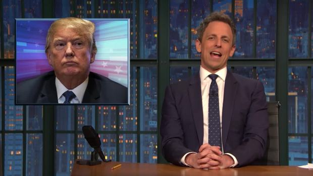 [NATL] 'Late Night': A Closer Look at Trump's Mounting Scandals
