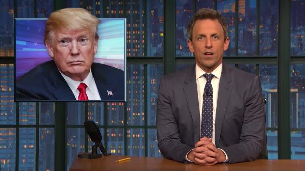 [NATL] 'Late Night': A Closer Look at Trump's Rally, Kennedy Retirement