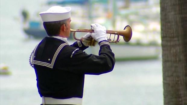 1,000 Honor Slain Navy SEAL