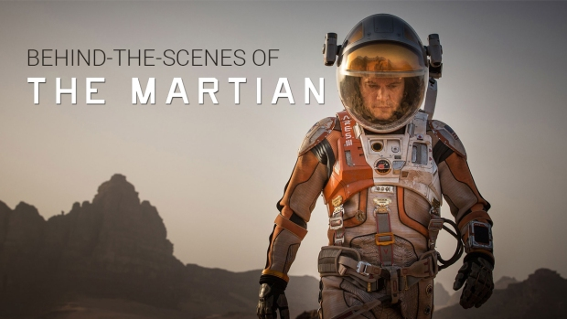 [NATL] 'The Martian' Preview: Matt Damon, Jessica Chastain, and Cast Behind-the-Scenes
