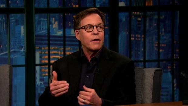 [NATL] 'Late Night': Bob Costas on Ryan Lochte's 'Over-Exaggeration' in Rio