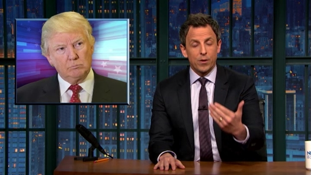 [NATL] 'Late Night': A Closer Look at Trump's War With the Press