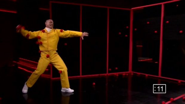 [NATL] 'Tonight Show': Sticky Balls With John Cena