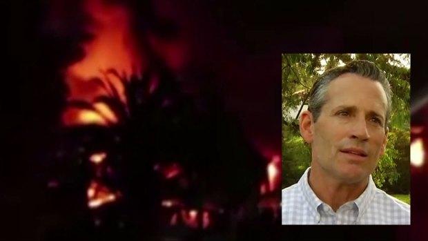[DGO] Neighbors Coax Man Off Roof of Burning Home