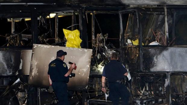 [LA] Bus Company in Deadly Crash Had Good Safety Record