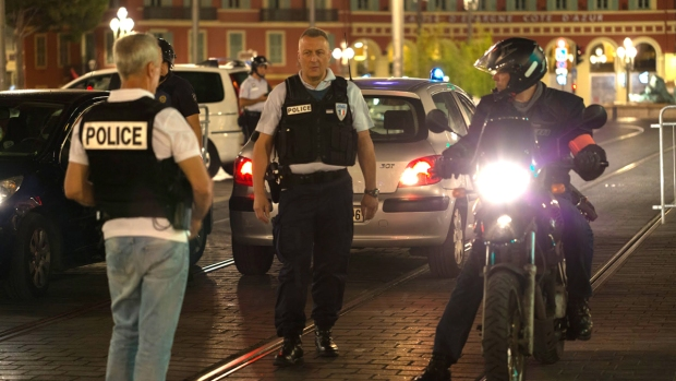 Mass Casualties in Nice, France After Truck Plows Into Crowd