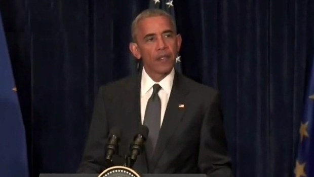[NATL-DFW] Obama: America Is 'Horrified' Over Dallas Attack