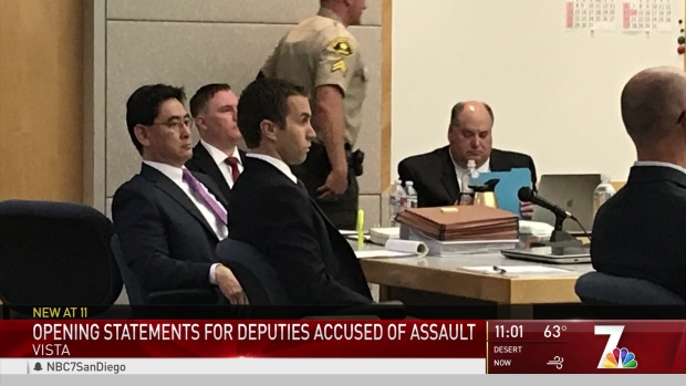 [DGO] Trial Begins for Deputies Accused of Assault