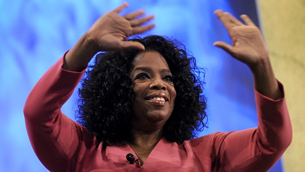 Oprah Headed to Facebook HQ