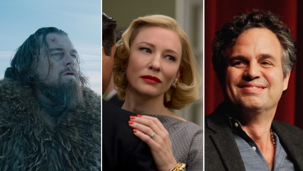 [NATL] Academy Awards 2016: And the Nominees Are...