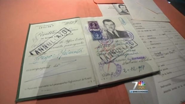 [DGO] Local Man Finds Rare Nazi Passport