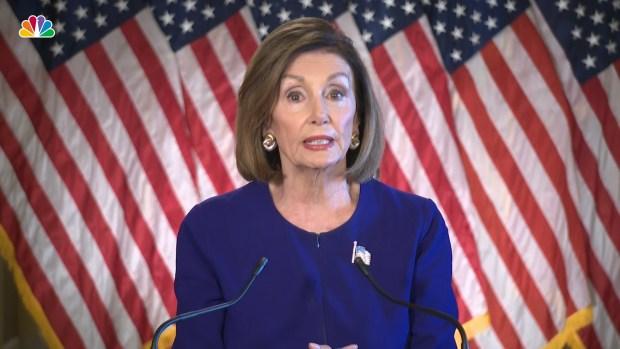 [NATL] Pelosi Announces Impeachment Inquiry to Start in House