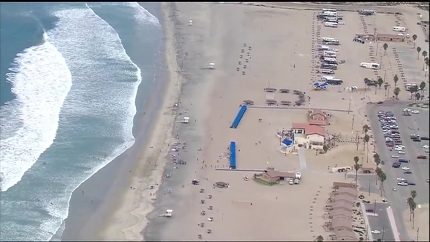 Person Of Interest Sought In Del Mar Beach Assaults
