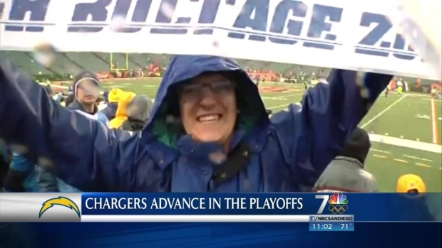 [DGO] Chargers Fans Get Ready for Next Round