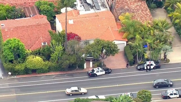 Images: Point Loma Death Investigation