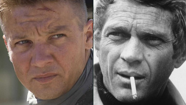 Jeremy Renner Developing Steve McQueen Biopic