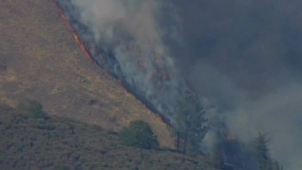 [BAY]  Camps Evacuated due to Yosemite Wildfire