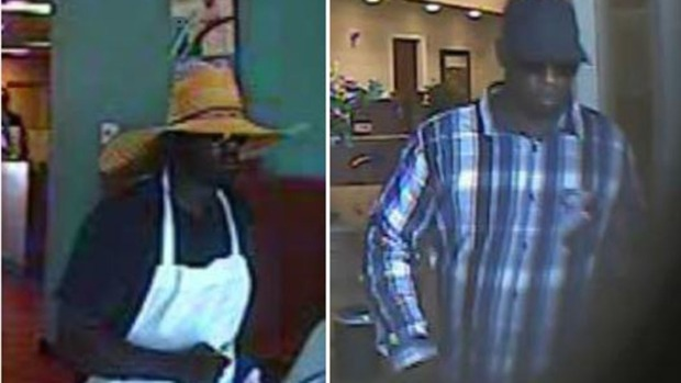 Bank Bandit Strikes Twice in 4 Days