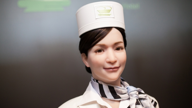 [NATL] PHOTOS: Japanese Hotel Replaces Staff With Robots