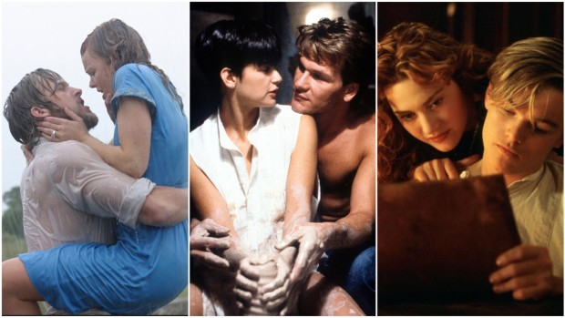 14 Top Romance Movies for Valentine's Day