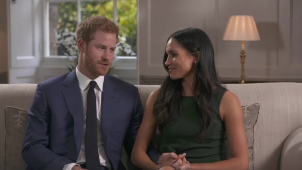 [NATL] 'He Got on One Knee': Prince Harry and Meghan Markle Talk Proposal Moment
