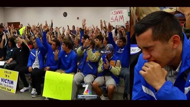 [DGO] Parents of San Pasqual HS Junior Ask Board to Revoke Suspension