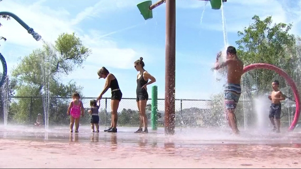 [DGO] San Diegans Flock to Cool Zones Amid Heat