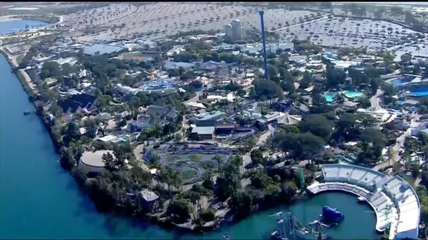[DGO] Watch: Aerials of SeaWorld San Diego